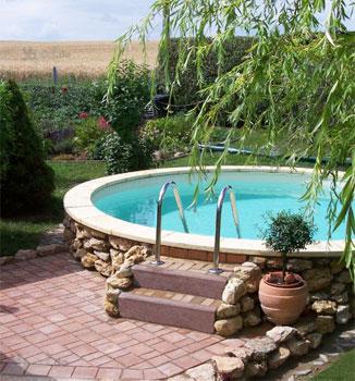 Haus und schwimmbadtechnik mauksch gmbh for Garten pool stahlwandbecken